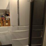 もー大変!冷蔵庫の引越